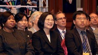 【周锋锁:对彭斯演说中提到台湾的部分感到失望】10/27 #海峡论谈 #精彩点评