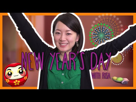 Japanese NEW YEARS Words with Risa! (Việt Sub)