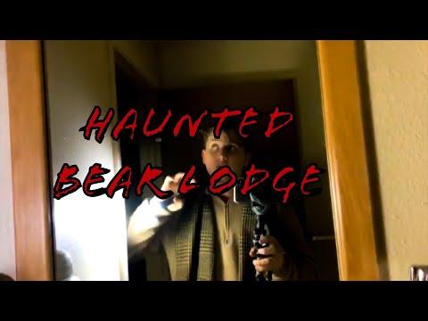 (Haunted Bear Lodge)//ethan//Yellowstone national park//grant village//