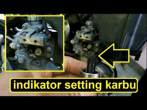 How To Set Motorcycle Carburetor To Be Powerful