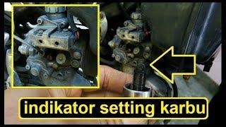 Cara Menyetel Karburator Motor Biar Irit Bertenaga