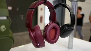 Skullcandy presents new products: Crusher ANC and Sesh headphones during IFA2019