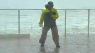 VIDEO: Jim Cantore to the rescue