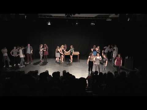 """Galway University Musical Society - Intervarsities 2017 Entry - """"Come to a Party"""""""