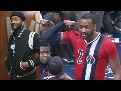 Wiz Wear All Black for Funeral Game! Smart Heated Exchange with Coaches Celtics vs Wizards