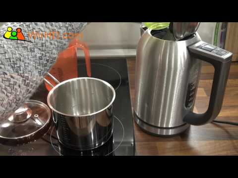 kitchenaid-wasserkocher-bouilloire-unboxing-review-test-vergleich-mit-induktionsherd