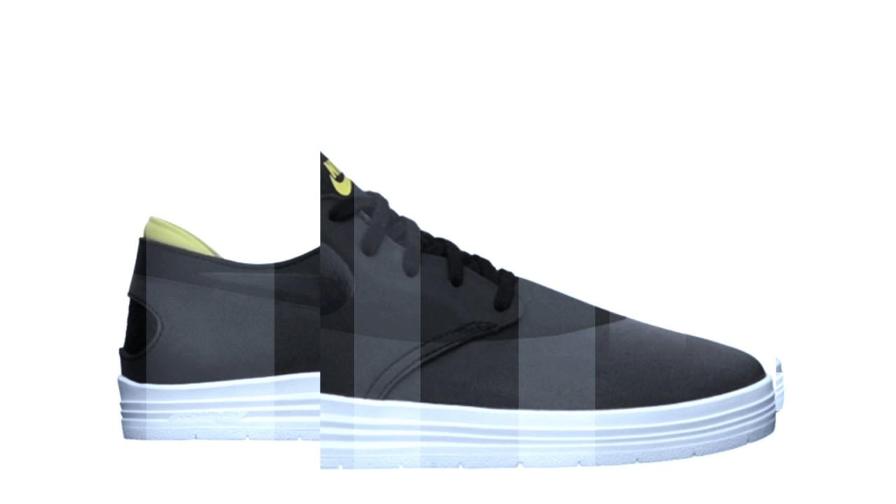 new concept 07daf 388b3 ... get nike lunar one shot sb black tour yellow 85ed6 39fd2