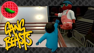 THE BEASTS ARE BACK! -- Gang Beasts (Update 0.4.0) (Local Versus) (Early Access)