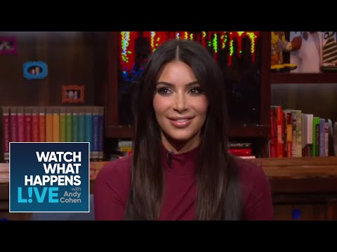 Kim Kardashian West Spills Who The Drunkest Guests At Her Wedding Were | #FBF | WWHL