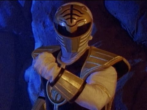 White Ranger vs Lord Zedd (Mighty Morphin Power Rangers)