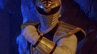 White Ranger vs Lord Zedd (Mighty Morphin Power Rangers)