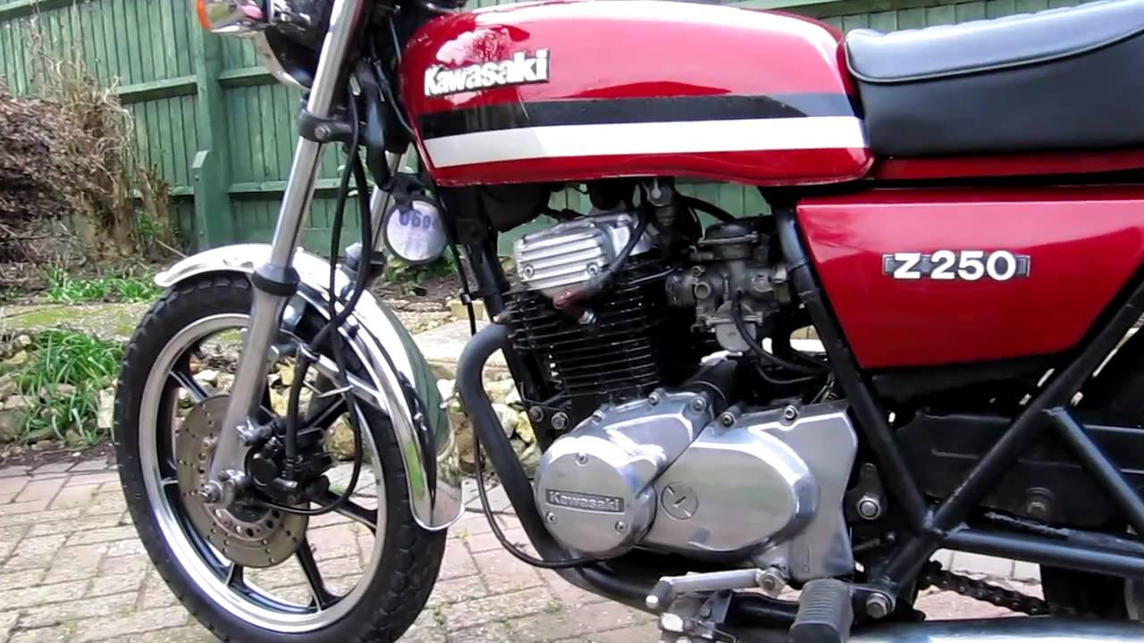 Kawasaki Ltd For Sale