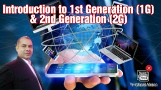 W&MC_Live Session-15: Introduction To 1G, & 2G I Hindi I English