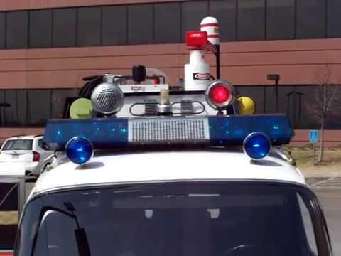 Ghostbusters Ecto 1 Roof Rack Youtube