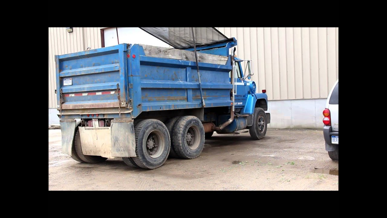 Us tarp systems youtube for Dump truck electric tarp motors