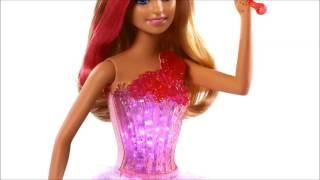 кукла Barbie Dreamtopia Sweetville Princess DYX28 обзор