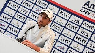 Amundi Open de France : les conférences de presse des Bleus