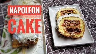 RESEP MUDAH MEMBUAT NAPOLEON CAKE - Cakes #70