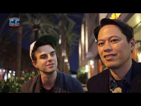 Actor Nathaniel Buzolic on GOD in HOLLYWOOD ~ with Christian YouTuber Steve Cioccolanti
