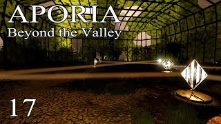 Aporia: Beyond the Valley [017] [Komplizierte Lichtspiele] Let's Play Gameplay Deutsch German thumbnail