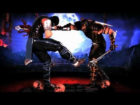 Mortal Kombat 9 | launch trailer [HD] OFFICIAL Trailer MK9 (2011)