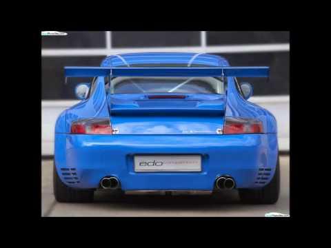 2005 Edo Porsche 996 Gt2 R Youtube