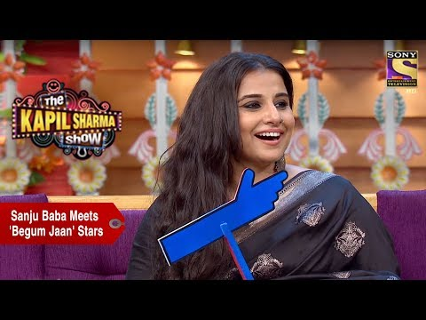 Sanju Baba Meets 'Begum Jaan' Stars - The...
