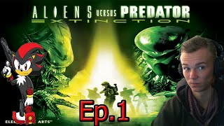 AvP Extinction Ep.1 (Alien)