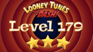 looney Tunes Dash Level 179 Episode 12 / Луни Тюнз игра уровень 179