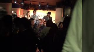 Live @ moderntimes, kyoto japan, 11-25-2017.