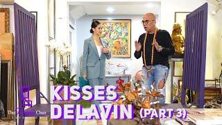 The Purple Chair Inteŗview Presents Kisses Delavin (PART 3)