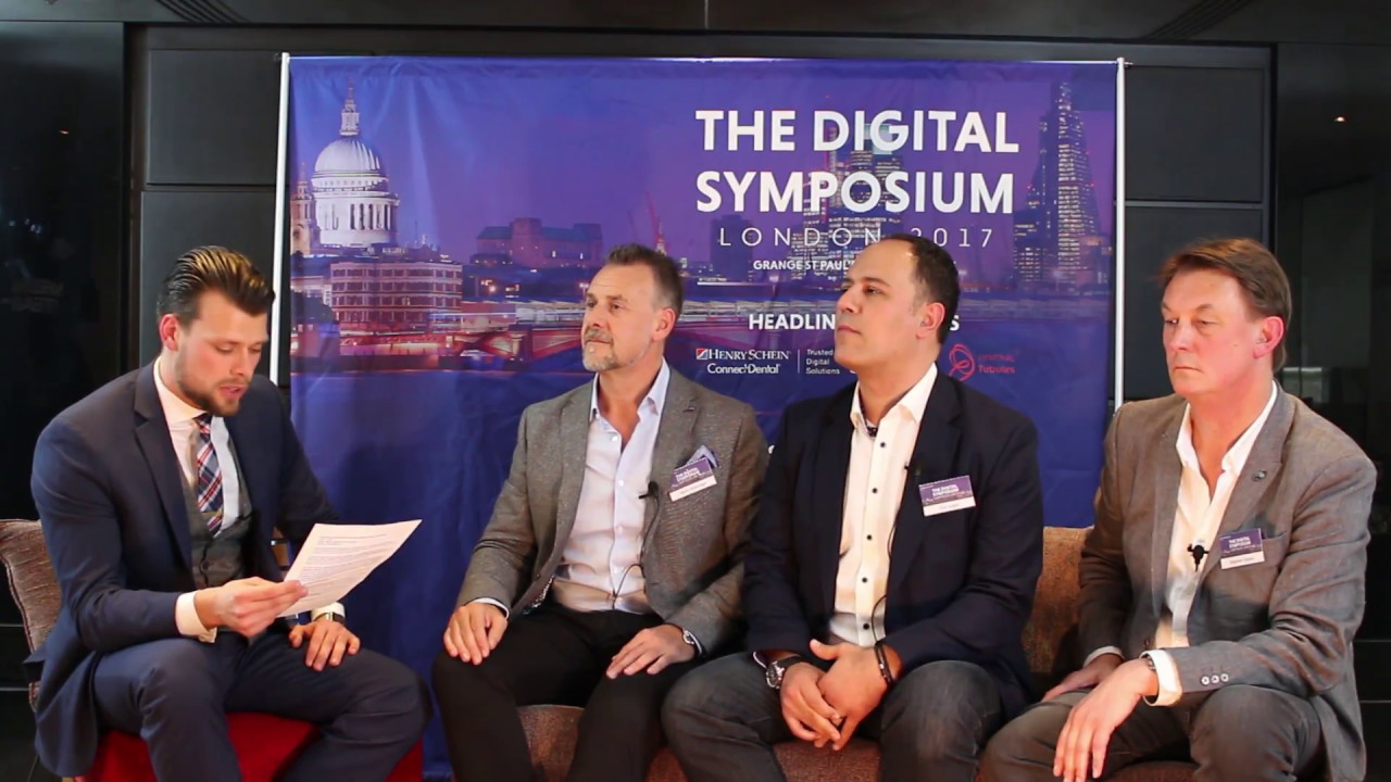 "Digital Symposium Panel Discussions ""Guided Implant Surgery: 3D Printing Revolution"""