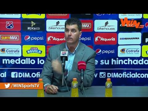 ¡Rueda de prensa de Ismael Rescalvo, tras la victoria 2-1 sobre Cali!