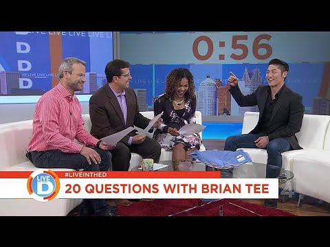 Live in the D: 20 Questions with Brian Tee