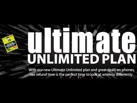 Straight Talk CAPS Data At 60GB On The $55 Ultimate Unlimited Plan