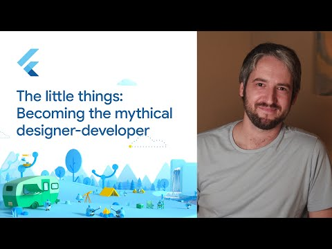 The little things: Becoming the mythical designer-developer