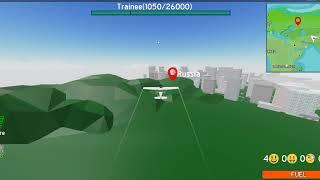 how to take off Flight Simulator roblox