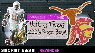 Vince Young's 4th-down heroics in the Texas-USC Rose Bowl deserve a deep rewind