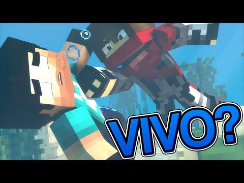 Minecraft: SUBMERSOS 2 - #03 REZENDE VIVO?
