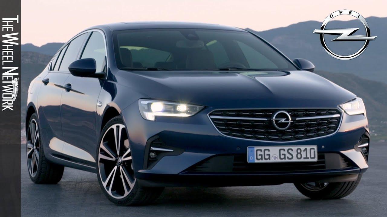 2020 Opel Insignia Grand Sport Youtube