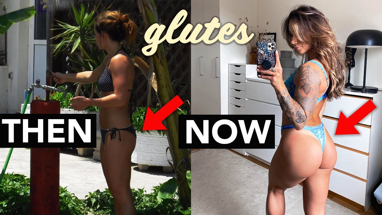 HOW I CHANGED MY GLUTE GAME!