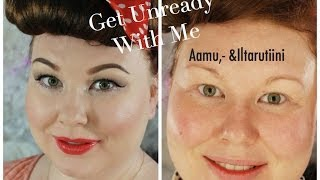 GUWM: Get Unready With Me - Aamu,- & Iltarutiini Thumbnail