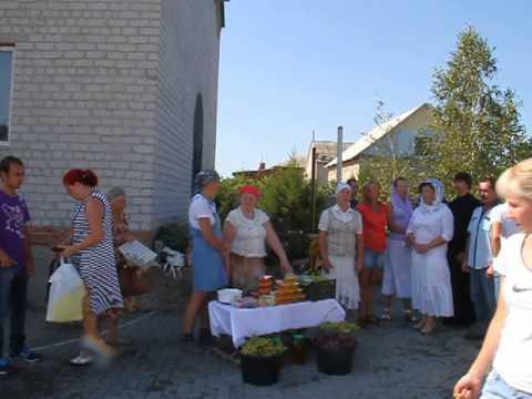 Спасское отмечает День села