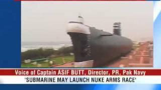 Pak attacks India over nuke