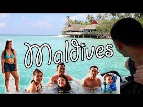 OUR DREAM VACAY SA MALDIVES!!! - anneclutzVLOGS