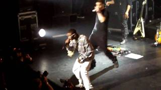 Drake ft. Soulja Boy - Pretty Boy Swag 2010 @ Club Nokia Los Angeles