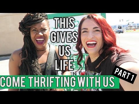 Antiques & More at Sin City Pickers in Las Vegas Part 1|Come Thrifting With Us|#ThriftersAnonymous