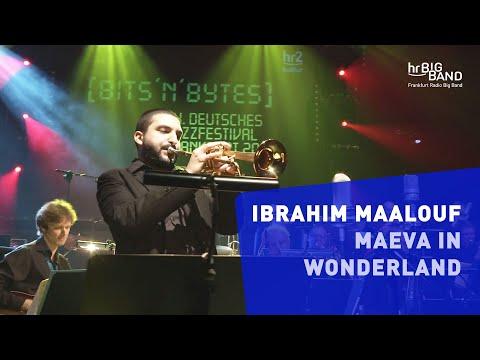 """Maeva"" - Ibrahim Maalouf & hr-Bigband"