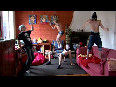 Harlem shake teenage