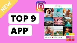 Want to share your own 2020 instagram top 9? here's how make 9 with preview app. you can collage of best nine insta...